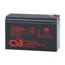 Аккумулятор CSB HR1224W F2F1 (12В/6Ач)