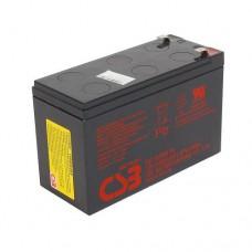 Аккумулятор CSB HR1234W F2 (12В/9Ач)
