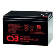 Аккумулятор CSB HR1251W F2 (12В/12.75Ач)