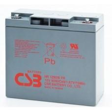 Аккумулятор CSB HR1290W (12В/22.5Ач)