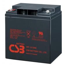 Аккумулятор CSB HR 12120W (12В/30Ач)