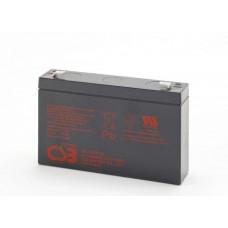 Аккумулятор CSB HRL 634W F2 (6В/9Ач)