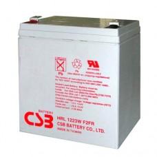 Аккумулятор CSB HRL 1223W (12В/6Ач)
