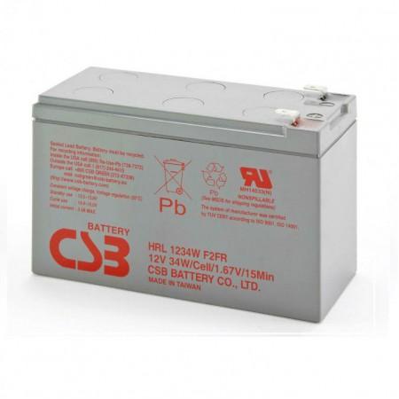 Аккумулятор CSB HRL 1234W (12В/9Ач)