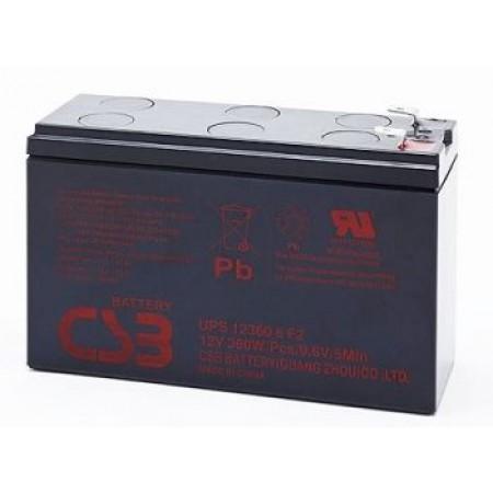Аккумулятор CSB UPS 12360 6 F2 (12В/7.5Ач)