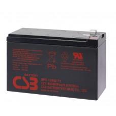 Аккумулятор CSB UPS 12460 F2 (12В/9Ач)