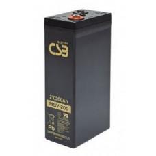 Аккумулятор CSB MSV 200 (2В/200Ач)
