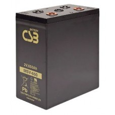 Аккумулятор CSB MSV 650 (2В/650Ач)