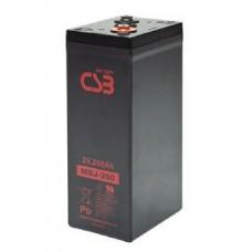 Аккумулятор CSB MSJ 260 (2В/260Ач)