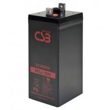 Аккумулятор CSB MSJ 300 (2В/300Ач)
