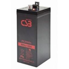 Аккумулятор CSB MSJ 350 (2В/350Ач)