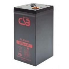 Аккумулятор CSB MSJ 400 (2В/400Ач)