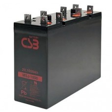 Аккумулятор CSB MSJ 1000 (2В/1000Ач)