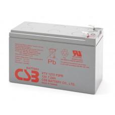 Аккумулятор CSB XTV 1272 (12В/7.2Ач)