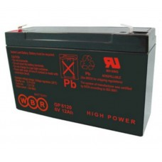 Аккумулятор WBR GP 6120 (6В / 12 Ач)
