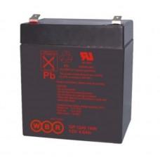 Аккумулятор WBR GP1245 16W (12В / 4 Ач)