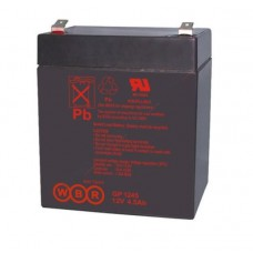 Аккумулятор WBR GP1245 (12В / 4.5 Ач)