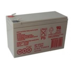 Аккумулятор WBR GP1272 F2 (12В / 7.2Ач)