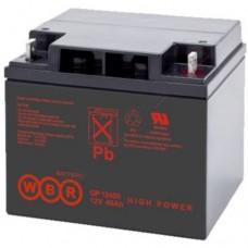 Аккумулятор WBR GP12400 (12В / 40Ач)