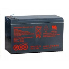Аккумулятор WBR GPL1272 (12В / 7.2Ач)
