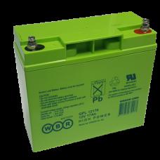Аккумулятор WBR GPL12170 (12В / 18Ач)