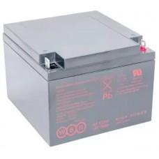 Аккумулятор WBR GPL12240 (12В / 26Ач)
