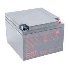 Аккумулятор WBR GPL12260 (12В / 26Ач)