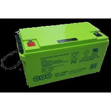 Аккумулятор WBR GPL12650 (12В / 65Ач)