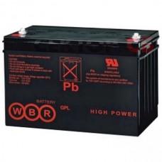 Аккумулятор WBR GPL12750 (12В / 75Ач)