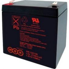 Аккумулятор WBR HR 1221W (12В / 5Ач)