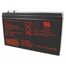 Аккумулятор WBR HR 1224W (12В / 6Ач)