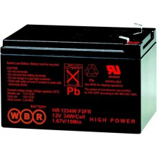 Аккумулятор WBR HR 1234W (12В / 9Ач)