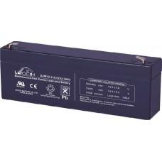 Аккумулятор LEOCH DJW 12-2.3 (12В/2.3Ач)