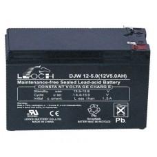 Аккумулятор LEOCH DJW 12-5 (12В/5Ач)