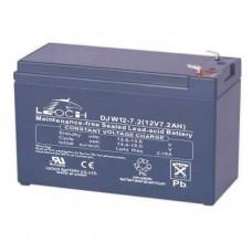 Аккумулятор LEOCH DJW 12-7.2 (12В/7.2Ач)