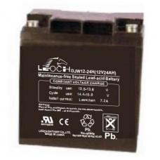 Аккумулятор LEOCH DJW 12-24H (12В/24Ач)
