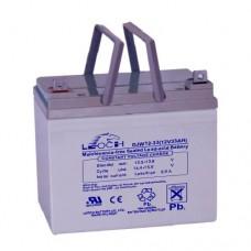 Аккумулятор LEOCH DJW 12-33 (12В/33Ач)