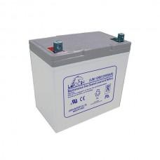 Аккумулятор LEOCH DJM 1255 (12В/55Ач)