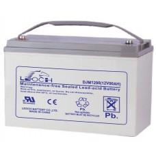 Аккумулятор LEOCH DJM 1290 (12В/90Ач)