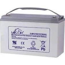 Аккумулятор LEOCH DJM 12100 (12В/100Ач)