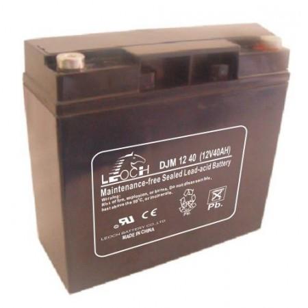 Аккумулятор LEOCH DJM 1240 (12В/40Ач)