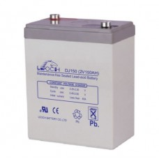 Аккумулятор LEOCH DJ150 (2В/150Ач)