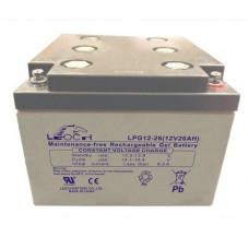 Аккумулятор LEOCH LPG 12-26 (12В/26Ач)