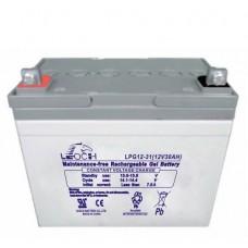 Аккумулятор LEOCH LPG 12-31 (12В/31Ач)