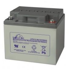 Аккумулятор LEOCH LPG 12-38 (12В/38Ач)