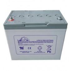 Аккумулятор LEOCH LPG 12-70H (12В/70Ач)