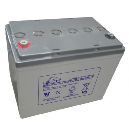 Аккумулятор LEOCH LPG12-125 (12В/130Ач)