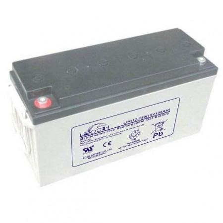 Аккумулятор LEOCH LPG12-140 (12В/135Ач)