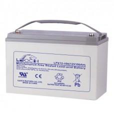 Аккумулятор Leoch LPX 12-100 (12В / 100Ач)