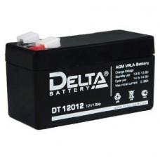 Аккумулятор Delta DT 12012 (12В/1.2Ач)